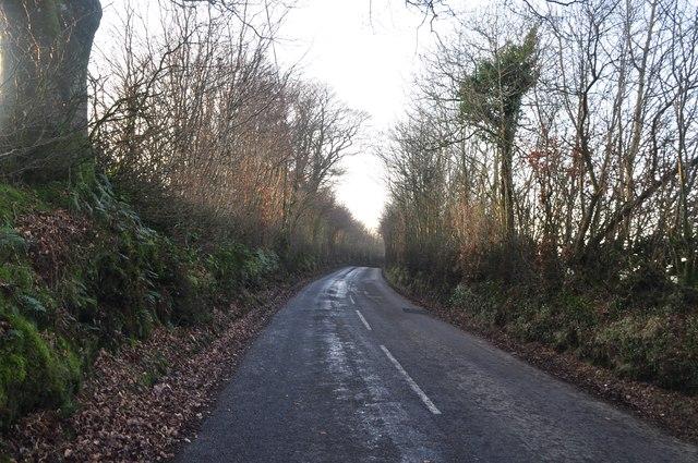 Exmoor : The B3358