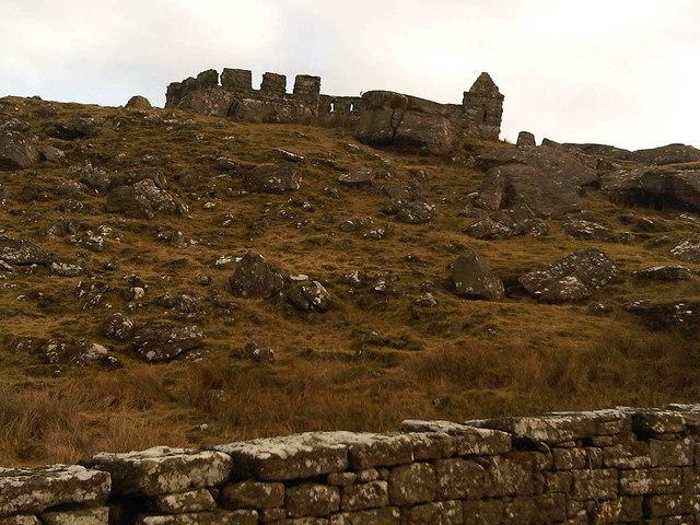 Rothley Castle Ruins
