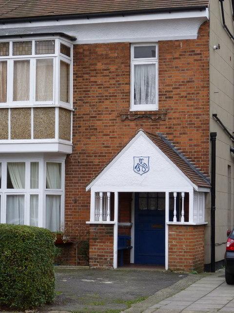 Porch of 28 Bath Road