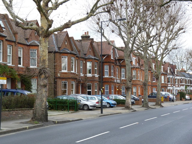 Stamford Brook Road