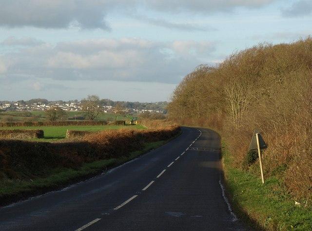 A3124, Cadditon Cross
