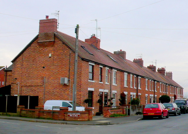 Houses in Chapel St