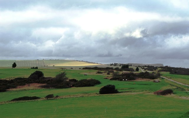 Eastbourne Downs Golf Club course (2)