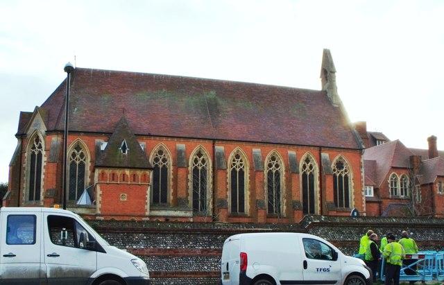All Saints Chapel, Meads, Eastbourne
