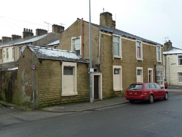 Former Bridge's Bakery, Pickup Street, Church