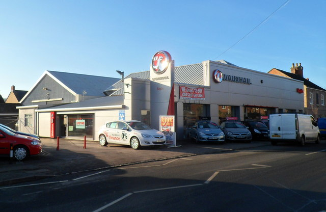 Baylis Vauxhall, Ebley near Stroud