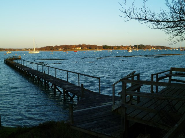 Jetty at West Itchenor