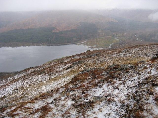 Above Loch Eil