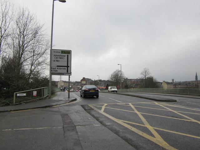 Mill Street Bridge