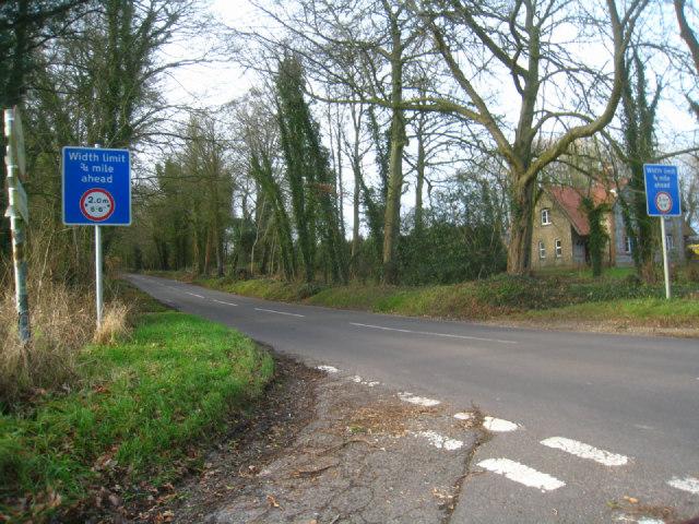 Larkwhistle Farm Road