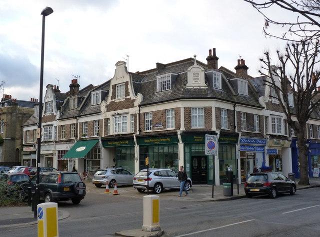Bedford Corner