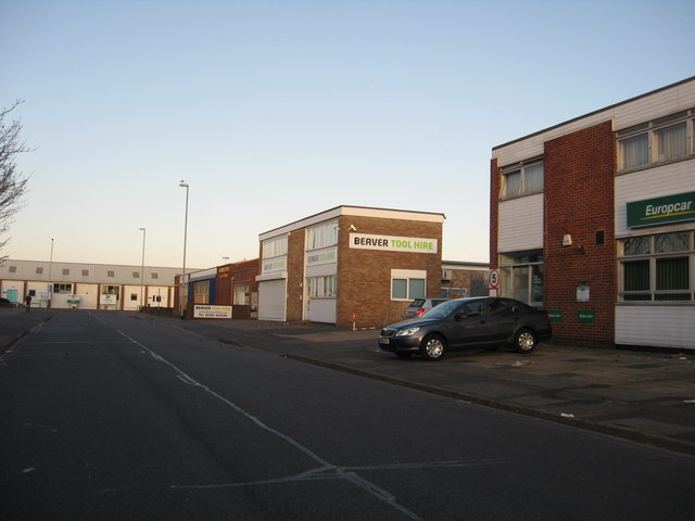 Gunstore Road Industrial Estate