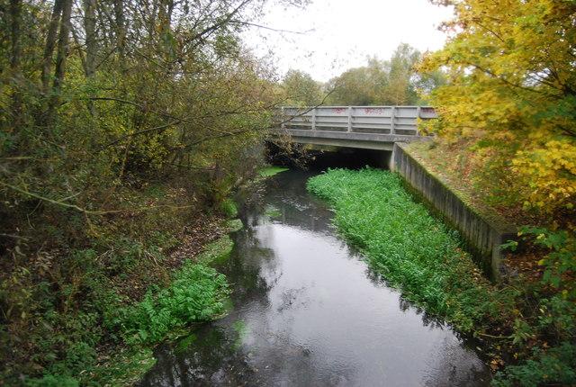 Bridge over the Blackwater