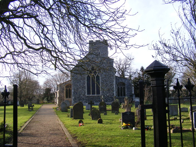 All Saints Church, Mendham