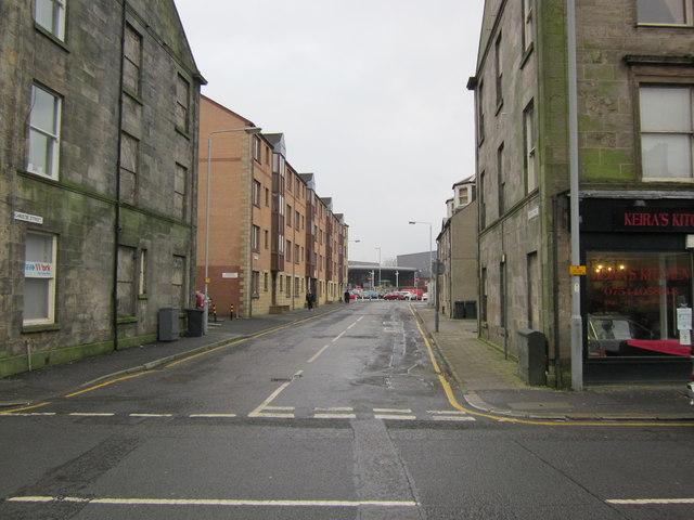 Christie Street