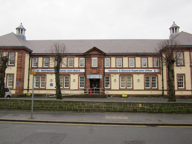 The Robertson Centre