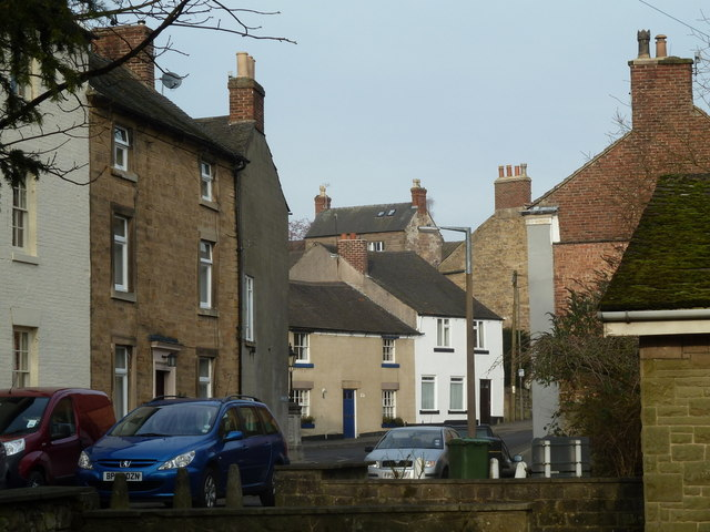Houses in Wirksworth