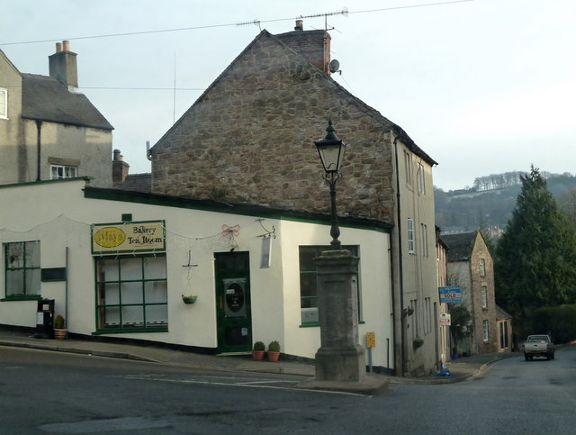 Bakery and tea room, Wirksworth