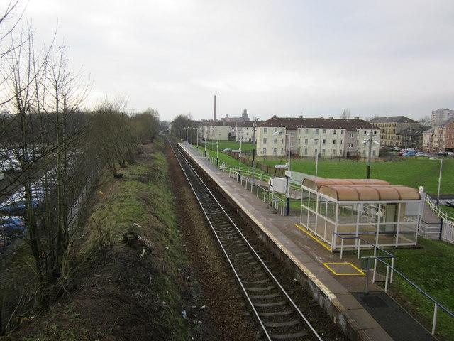 Hawkhead Station