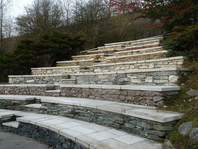 """Geosteps"" at the National Stone Centre"