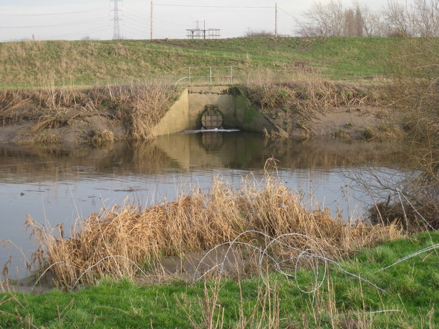 Sluice and the River Don