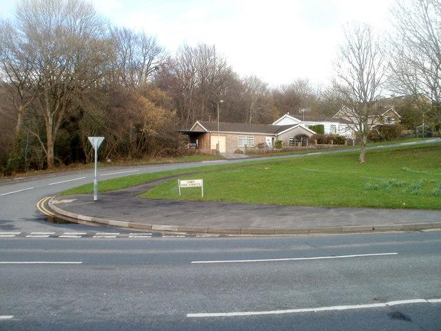 Ridgeway, Lower Graig-y-rhacca
