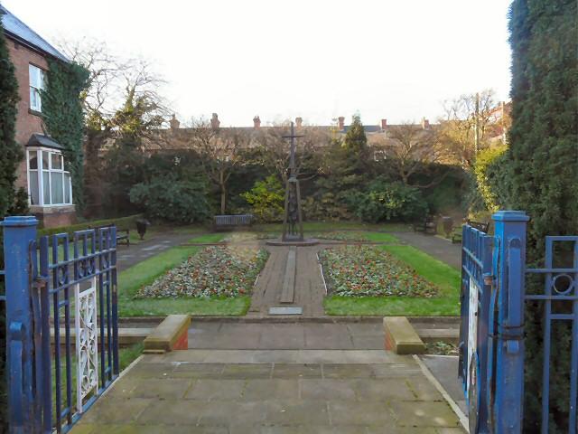 Denton Remembrance Garden
