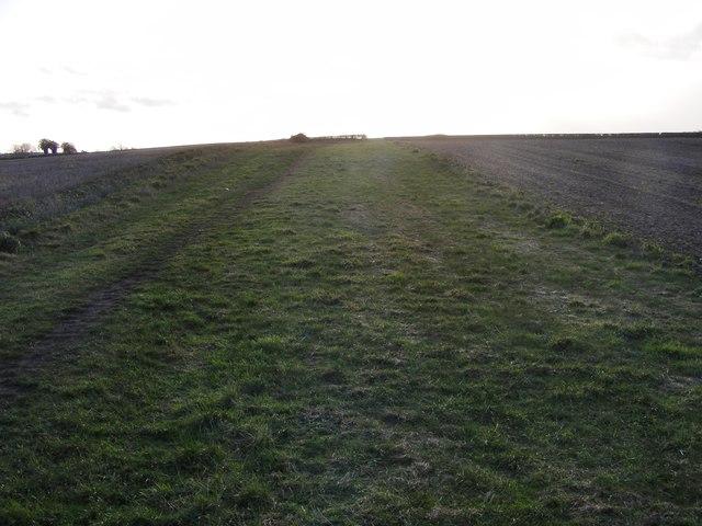 Trysull Footpath
