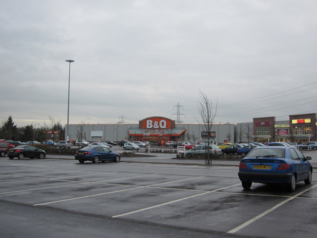 B&Q Superstore
