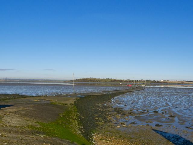 Harty Ferry slipway (South)