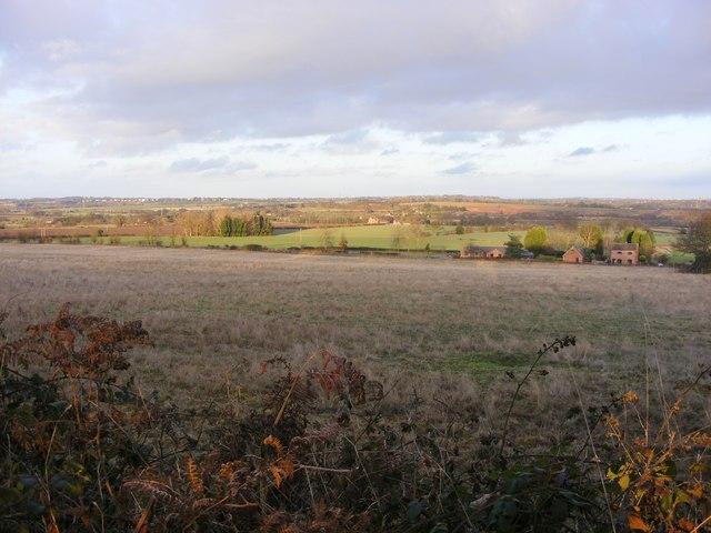 Abbots Castle Hill View