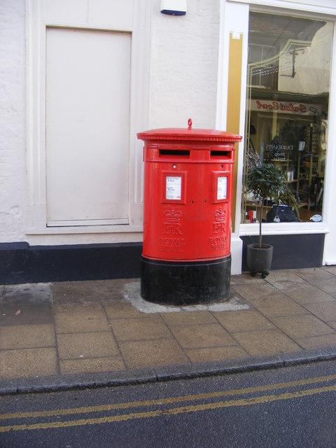 Royal Mail The Thoroughfare Postbox