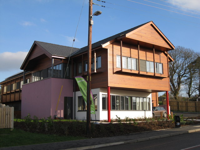 Canolfan Fenter Congl Meinciau Enterprise Centre