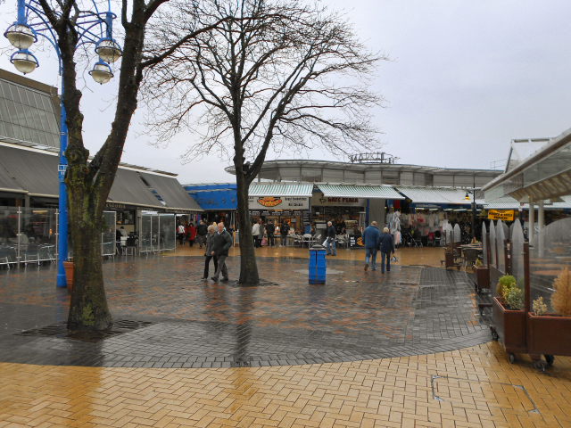 The Square, Bury Market