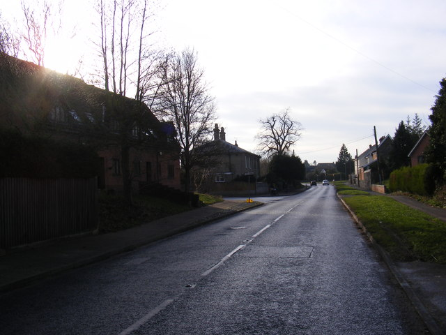 Redenhall Road, Harleston