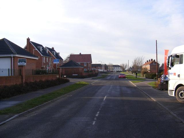 Mendham Lane, Harleston