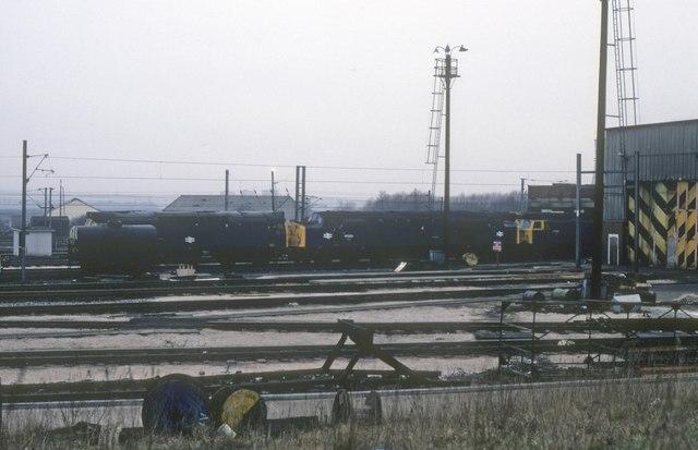 Wigan Springs Branch Depot