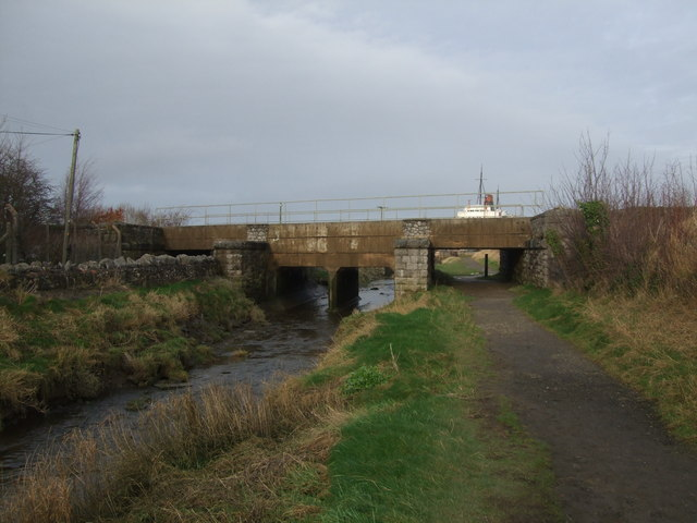 Chester to Holyhead railway bridge