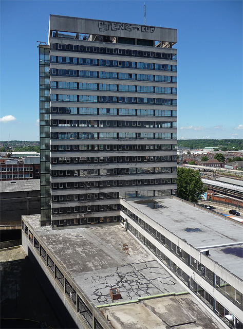 Western Tower, Reading