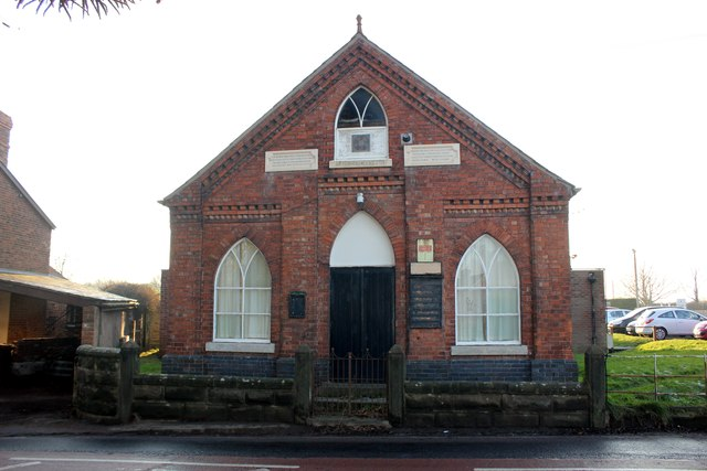 Norley Temperance Hall