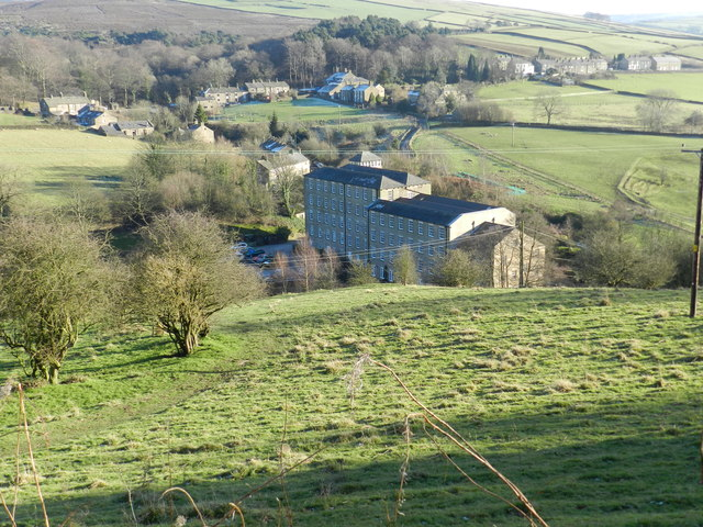 The Mill at Little Hayfield