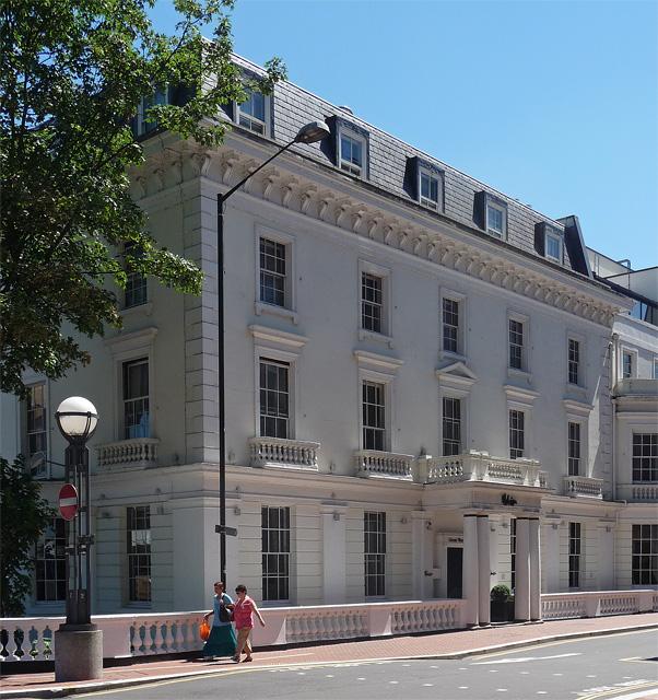 Former Great Western Hotel, Reading