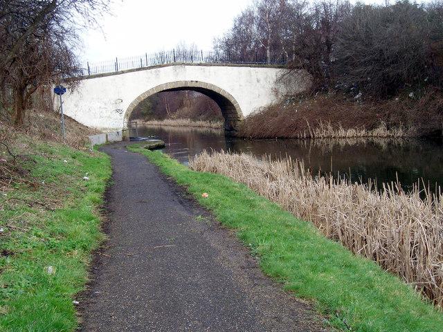 Bridge No. 5 Leeds Liverpool Canal
