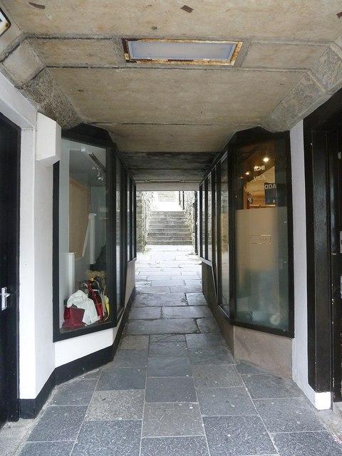 Burns Lane, Lerwick (1)
