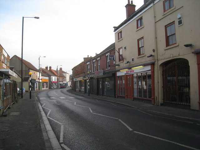 King Street, Thorne