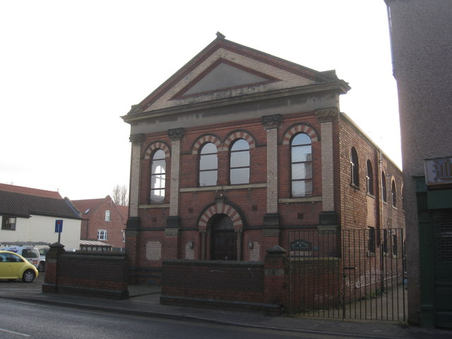 The Old Chapel, King Street, Thorne
