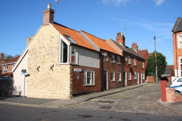 West Bight cottages