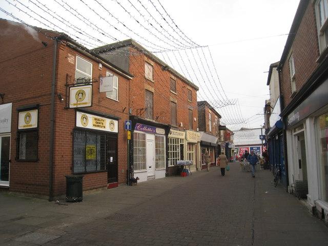 Queen Street, Thorne