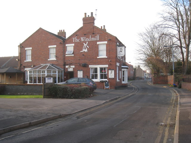 The Windmill, Queen Street, Thorne
