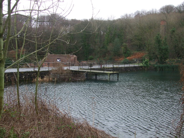 Landing stage Battery Pool